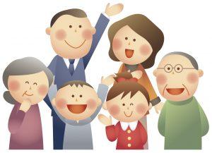 家族が独立(離れる)ときの自動車保険